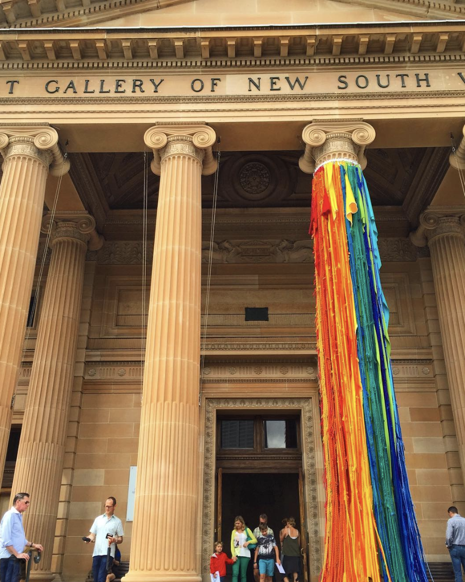 Art Gallery of NSW (Photo: Simon Jordan, @simonjordan27)
