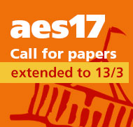 CallPapers aes17