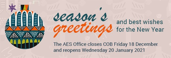 AES office close 2020 1